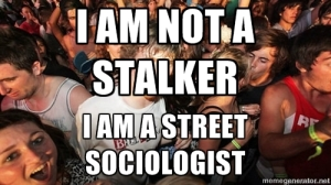 street sociologist